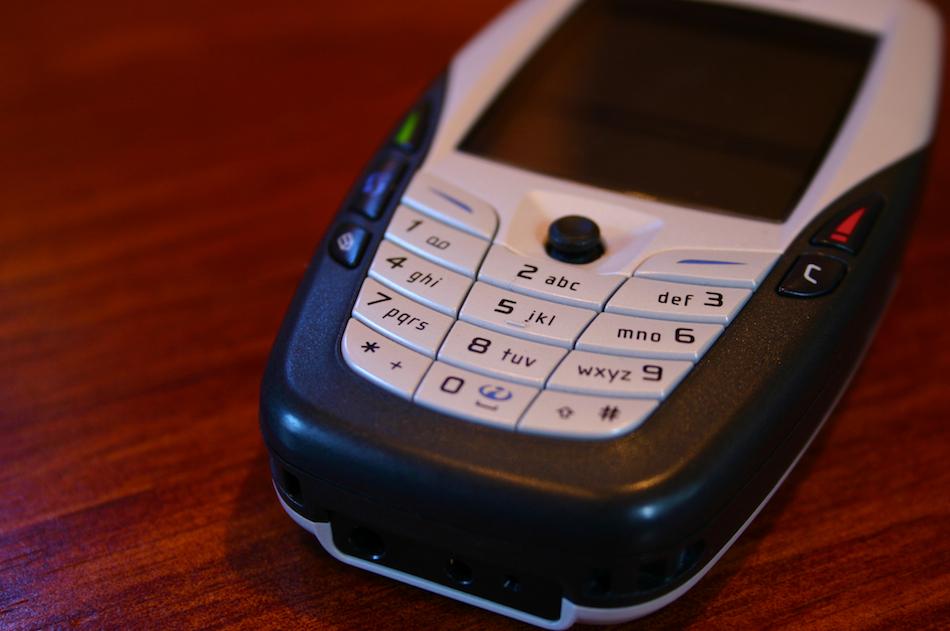 Nokia 6600 [ EF-S 18-55mm ]