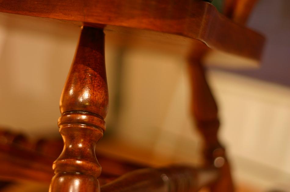 Rocking Chair Legs [ EF 50mm 1.8 ]