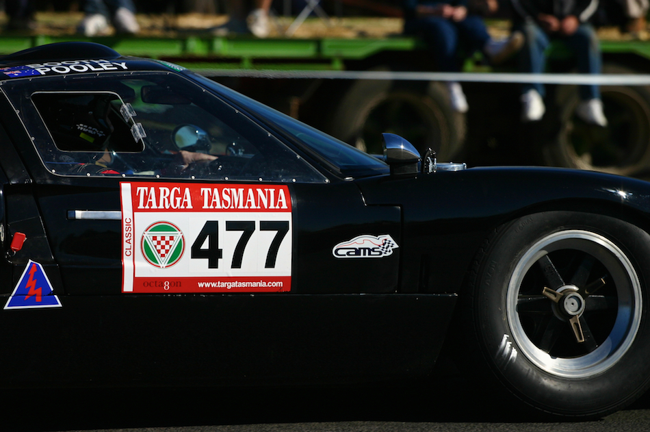 1966 Ford GT40 [ EF 70-200mm 1:4 L ]