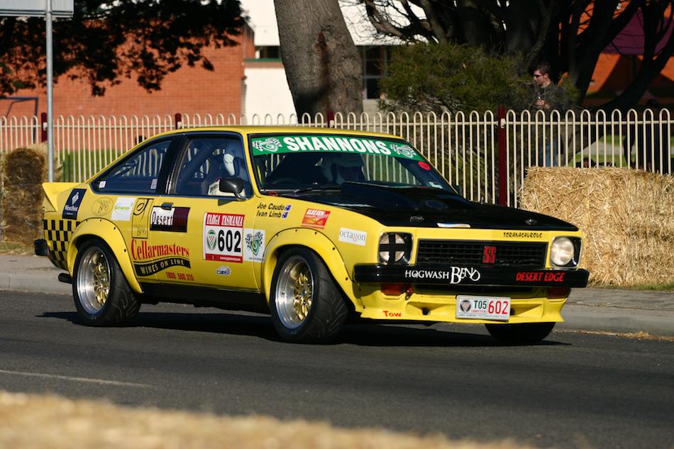 1977 Holden Torana A9X [ EF 70-200mm 1:4 L ]