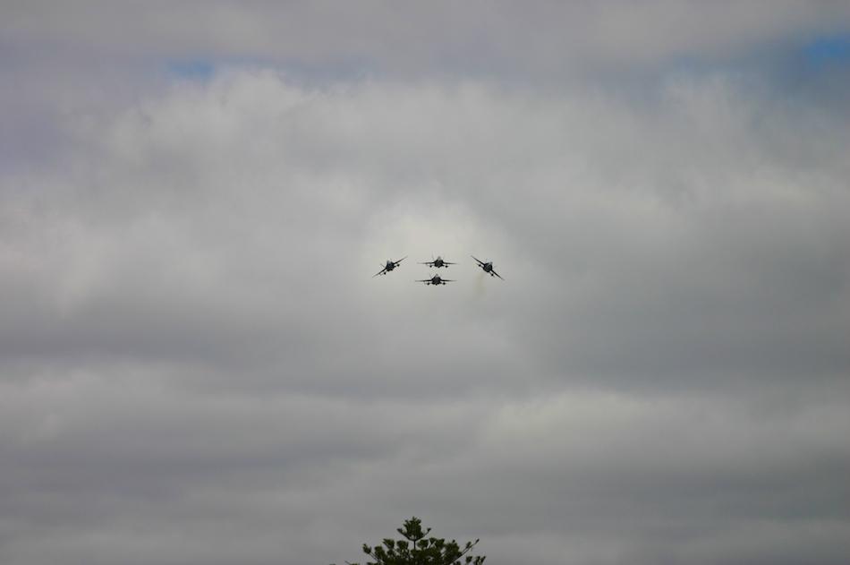 F/A 18 Bomb Run [ EF 70-200mm 1:4 L ]