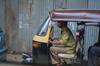 Rickshaw Driver [ EF 28mm 1.8 ]