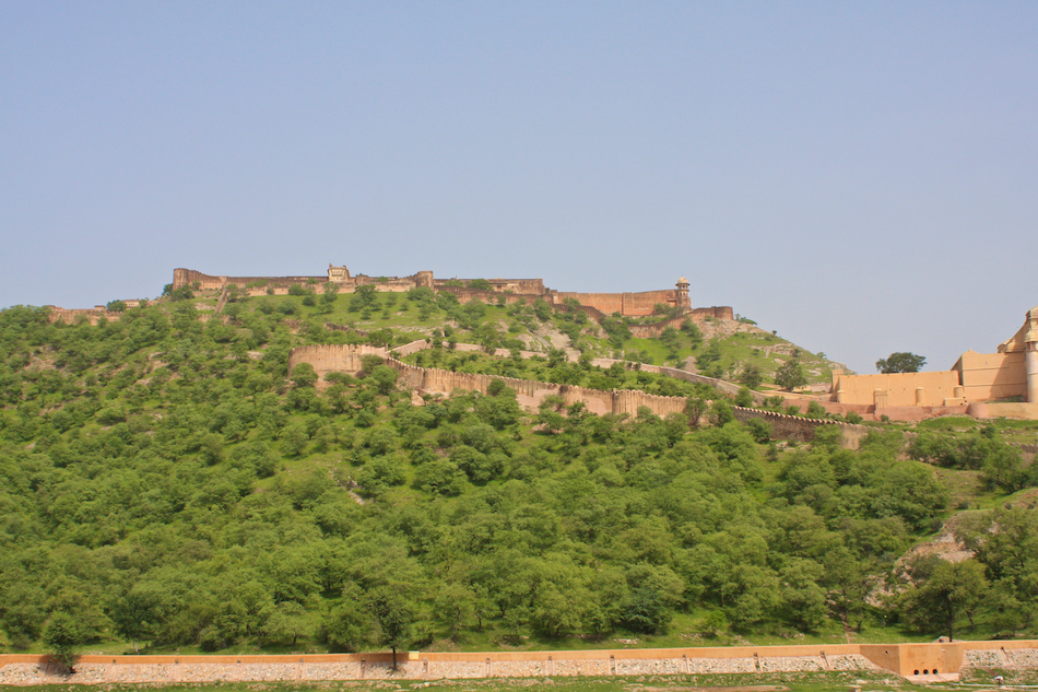 Glimpses of Jaigarh Fort [ EF 28mm 1.8 ]