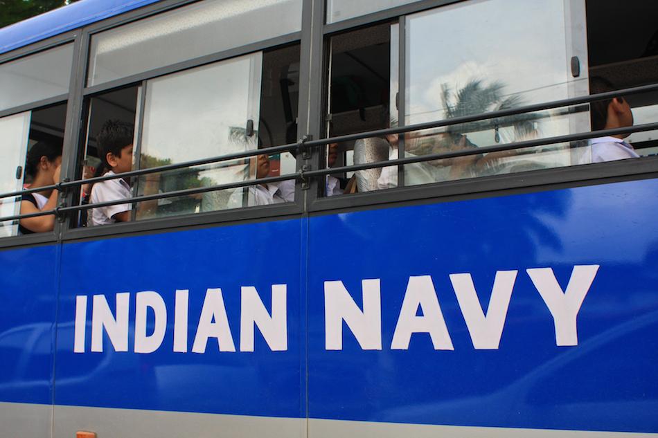 Indian Navy [ EF 28mm 1.8 ]