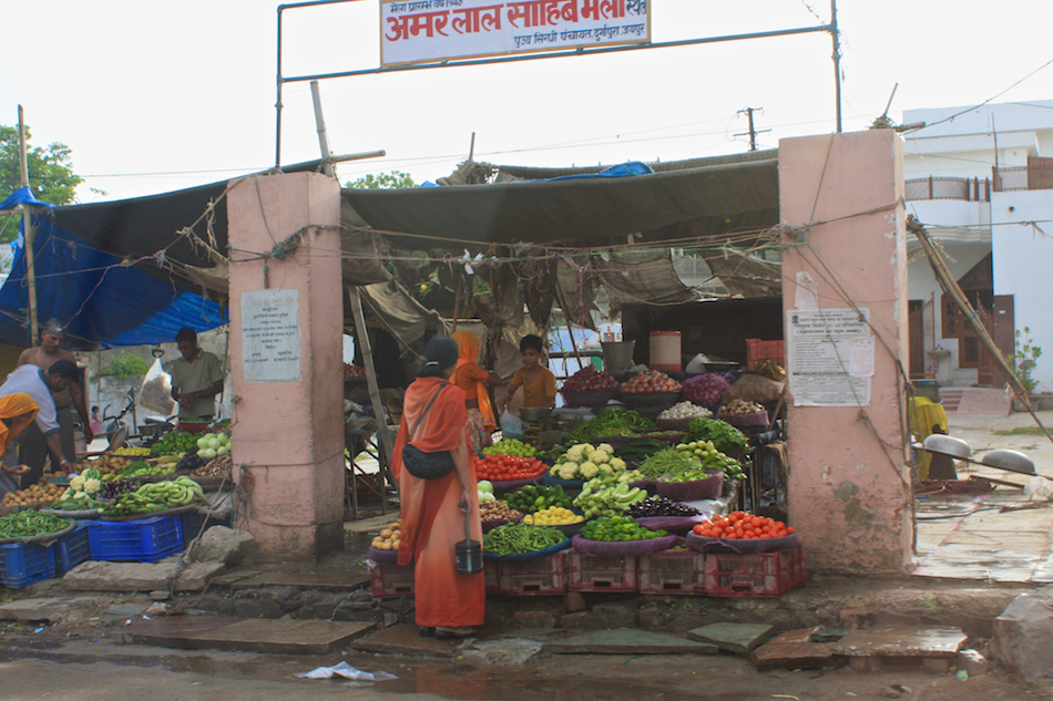 Jaipur Produce Market [ EF 28mm 1.8 ]