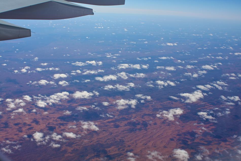 Desert Clouds [ EF 28mm 1.8 ]