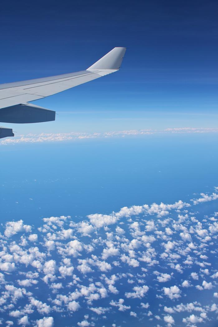 Clouds over the Ocean [ EF 28mm 1.8 ]
