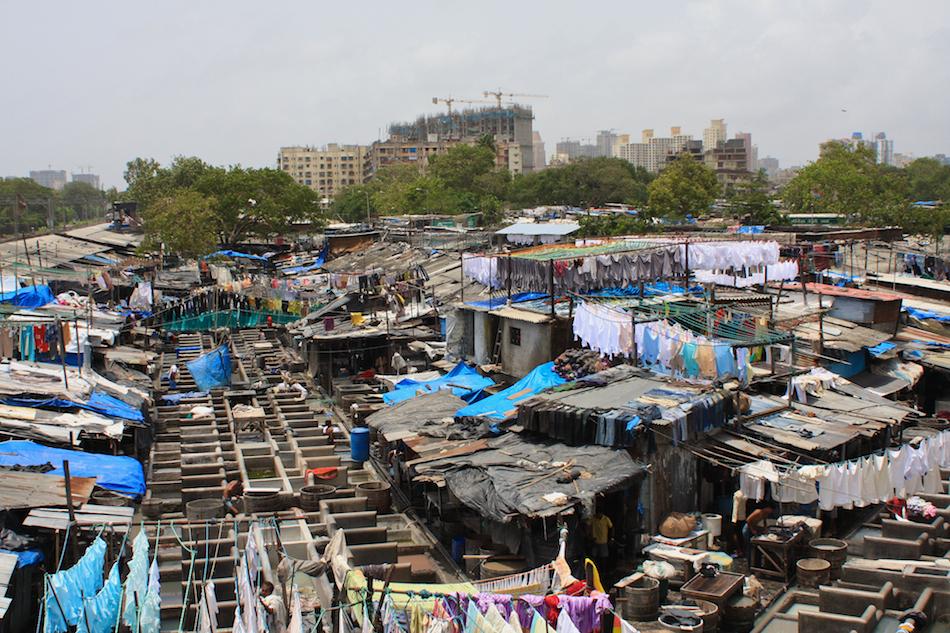 Bombay Dhobi Ghat [ EF 28mm 1.8 ]