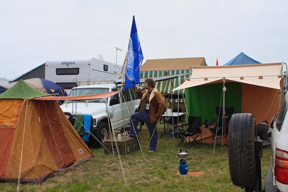 Bathurst Camp [ EF 28mm 1.8 ]