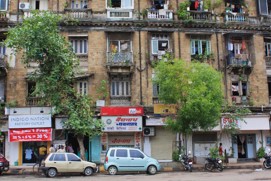 Bombay Balconies [ EF 28mm 1.8 ]