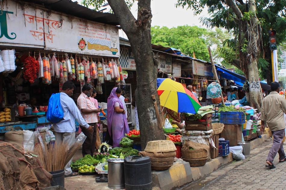 Bombay Markets [ EF 28mm 1.8 ]