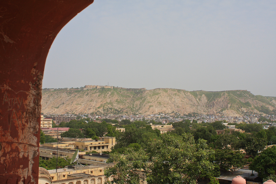 Nahargarh Fort [ EF 28mm 1.8 ]