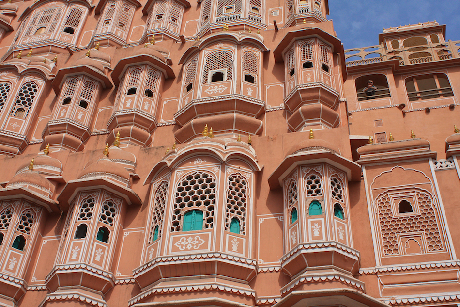 Hawa Mahal - Palace of Winds [ EF 28mm 1.8 ]