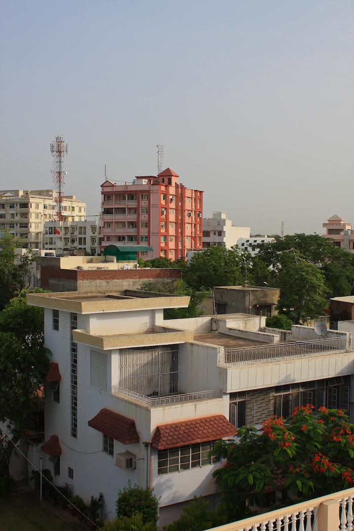 Morning Jaipur [ EF 28mm 1.8 ]