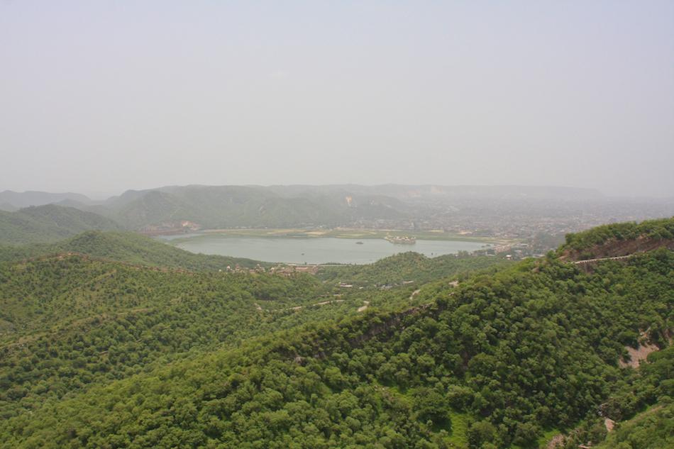 Man Sagar Lake [ EF 28mm 1.8 ]