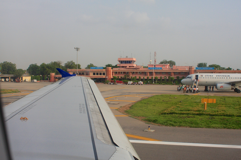 Jaipur Airport [ EF 28mm 1.8 ]
