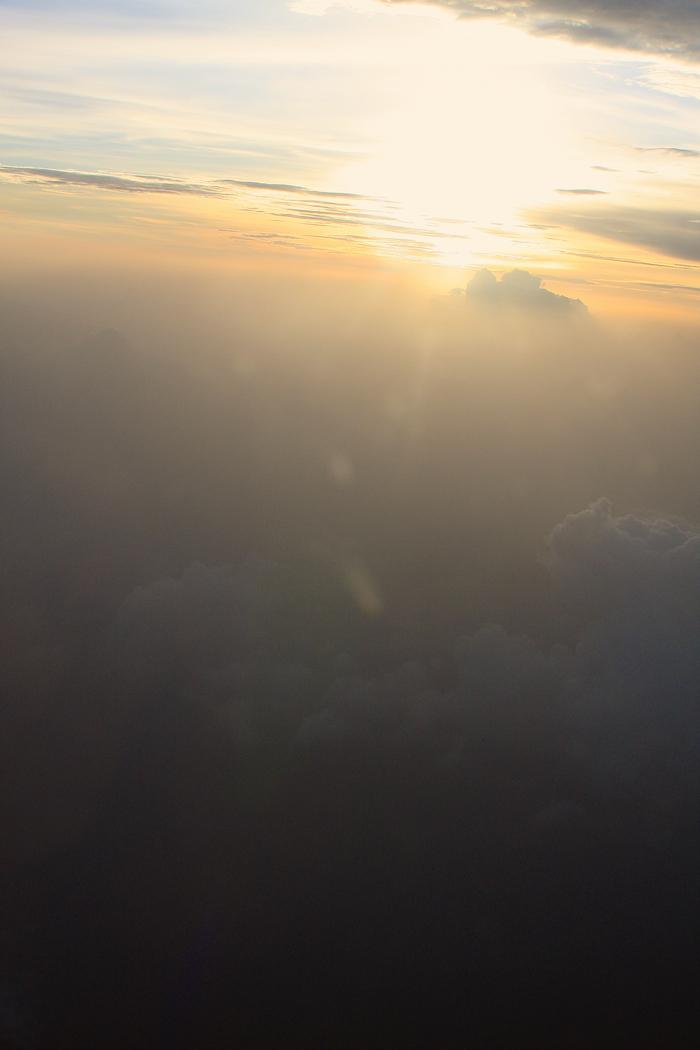 Sunset [ EF 28mm 1.8 ]