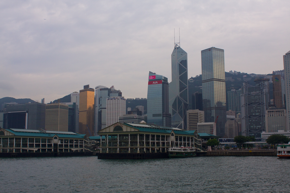 Central Pier [ EF 28mm 1.8 ]