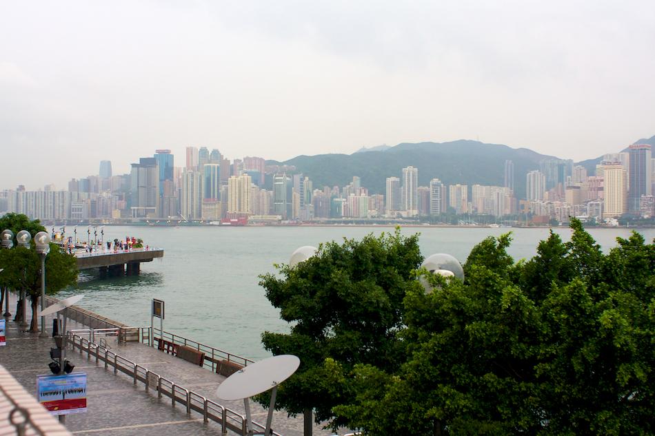 Causeway Bay [ EF 28mm 1.8 ]