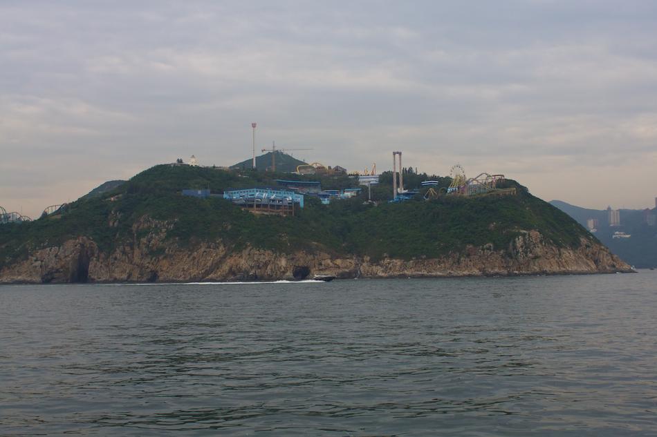 Ocean Park [ EF 28mm 1.8 ]