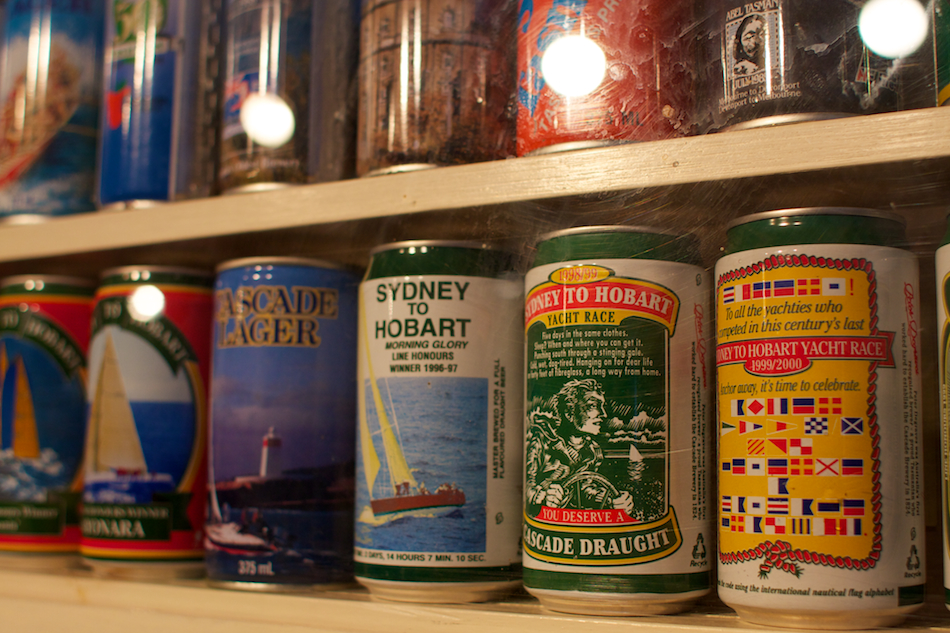 Sydney to Hobart Cans [ EF 28mm 1.8 ]