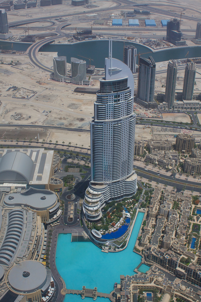 The Address Downtown Dubai [ EF 28mm 1.8 ]