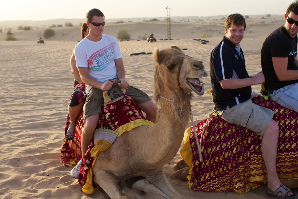 Camel Ride [ EF 28mm 1.8 ]