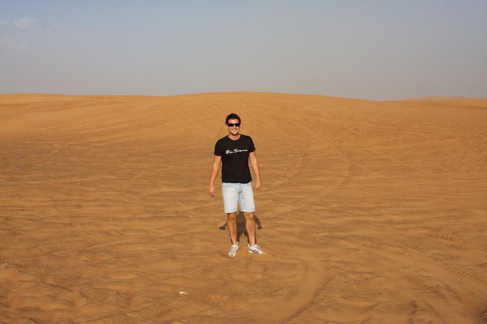 Sand Man [ EF 28mm 1.8 ]
