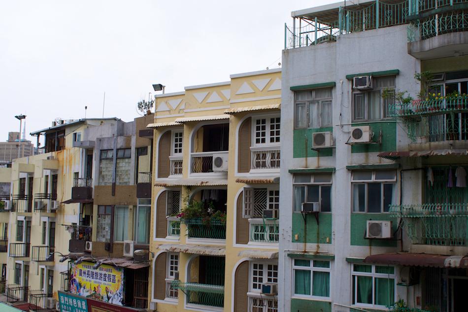 Macau Apartments [ EF 28mm 1.8 ]