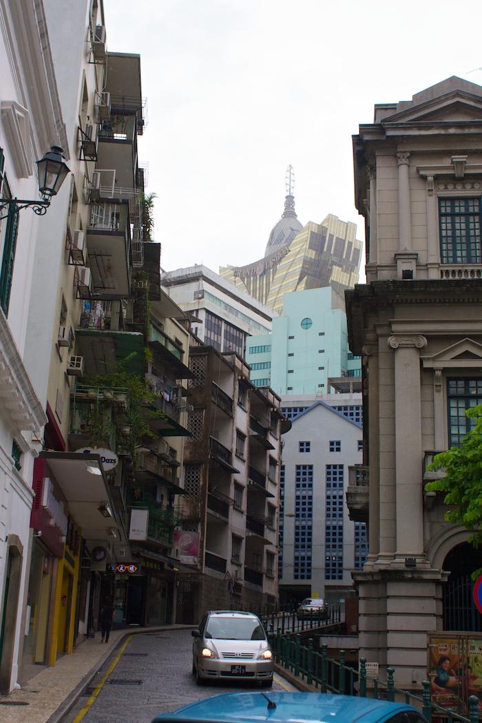 Macau Buildings [ EF 28mm 1.8 ]