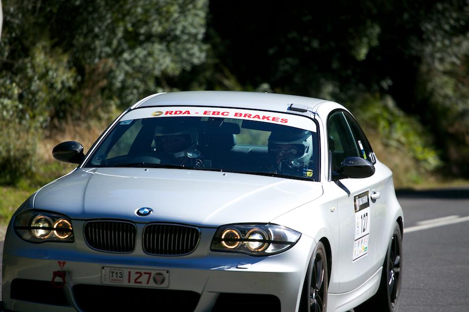 2009 BMW 125i Coupe [ EF 70-200mm 1:4 L ]