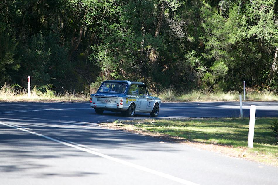 1964 Hillman Imp Rallye [ EF 70-200mm 1:4 L ]