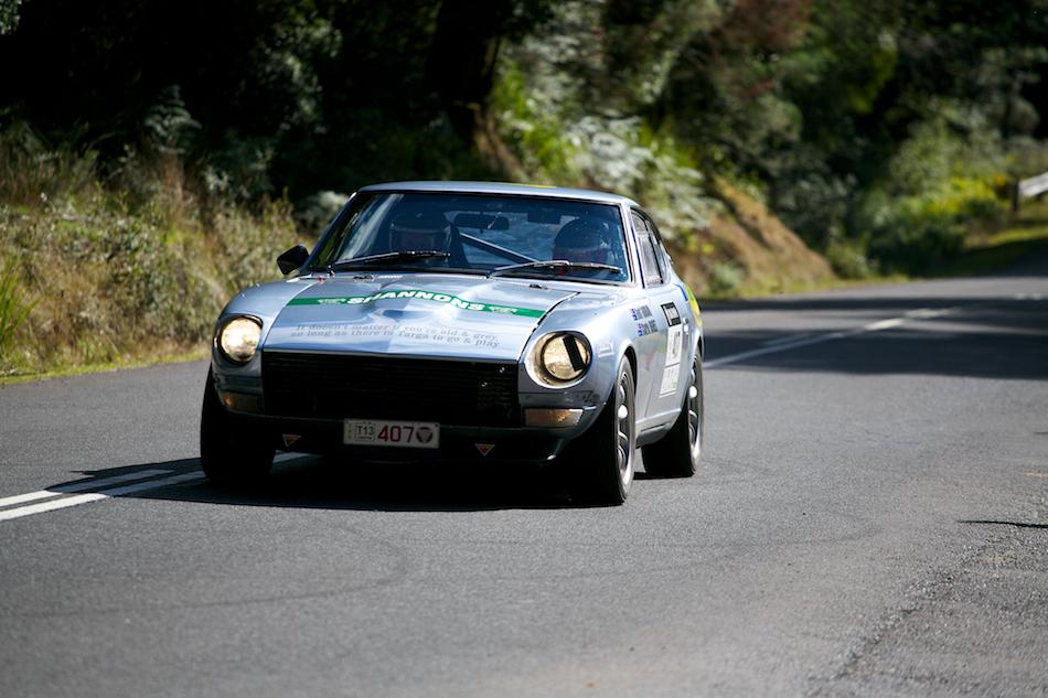 1969 Datsun 240Z [ EF 70-200mm 1:4 L ]