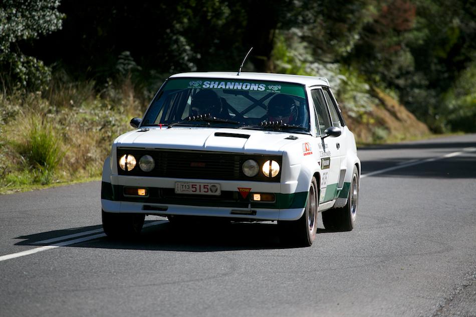 1975 Fiat 131 Abarth Rallye [ EF 70-200mm 1:4 L ]