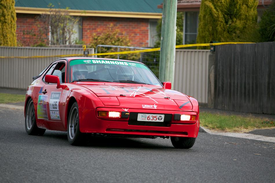 1982 Porsche 944 [ EF 70-200mm 1:4 L ]