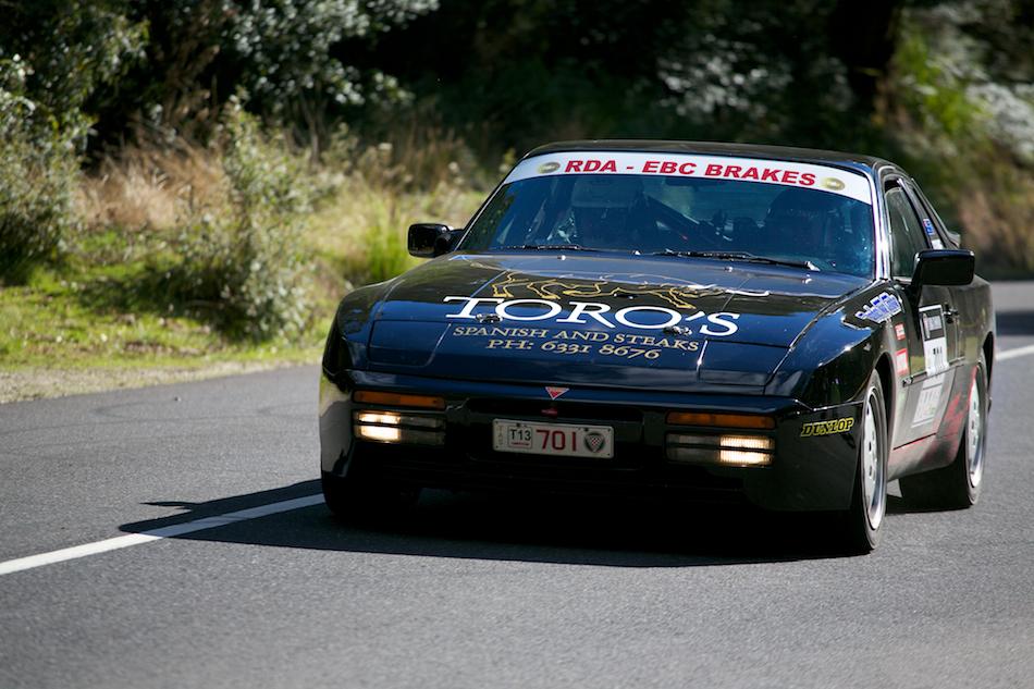 1990 Porsche 944 S2 [ EF 70-200mm 1:4 L ]