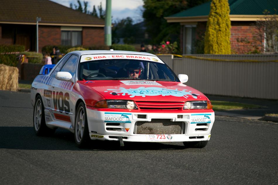 1990 Nissan Skyline GTS-T [ EF 70-200mm 1:4 L ]
