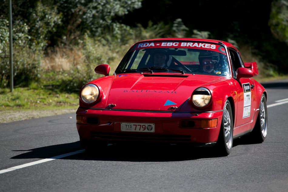 1989 Porsche 964 Carrera RS [ EF 70-200mm 1:4 L ]