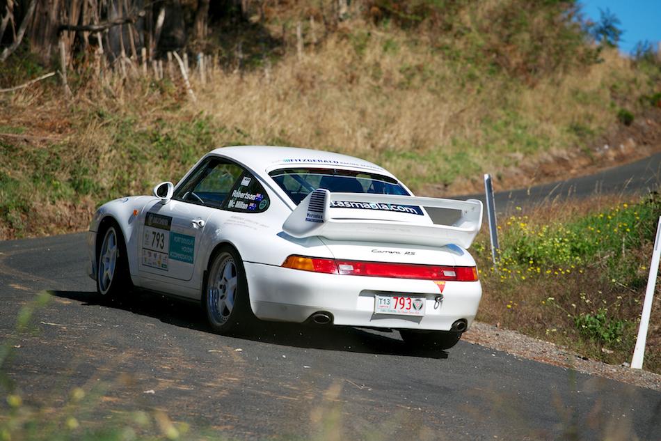 1995 Porsche 911 Carrera RS CS [ EF 70-200mm 1:4 L ]