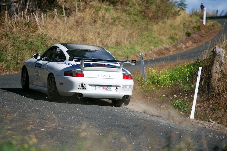 2003 Porsche 911 GT3 RS [ EF 70-200mm 1:4 L ]