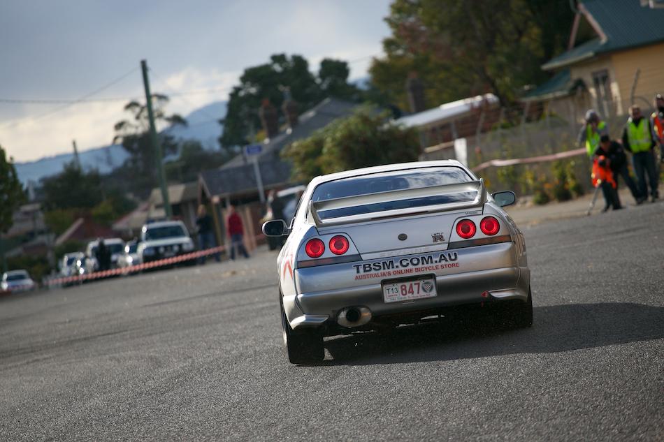 1995 Nissan Skyline GT-R V-Spec [ EF 70-200mm 1:4 L ]
