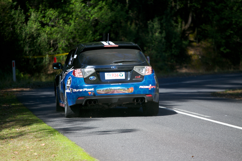 2010 Subaru WRX STi [ EF 70-200mm 1:4 L ]
