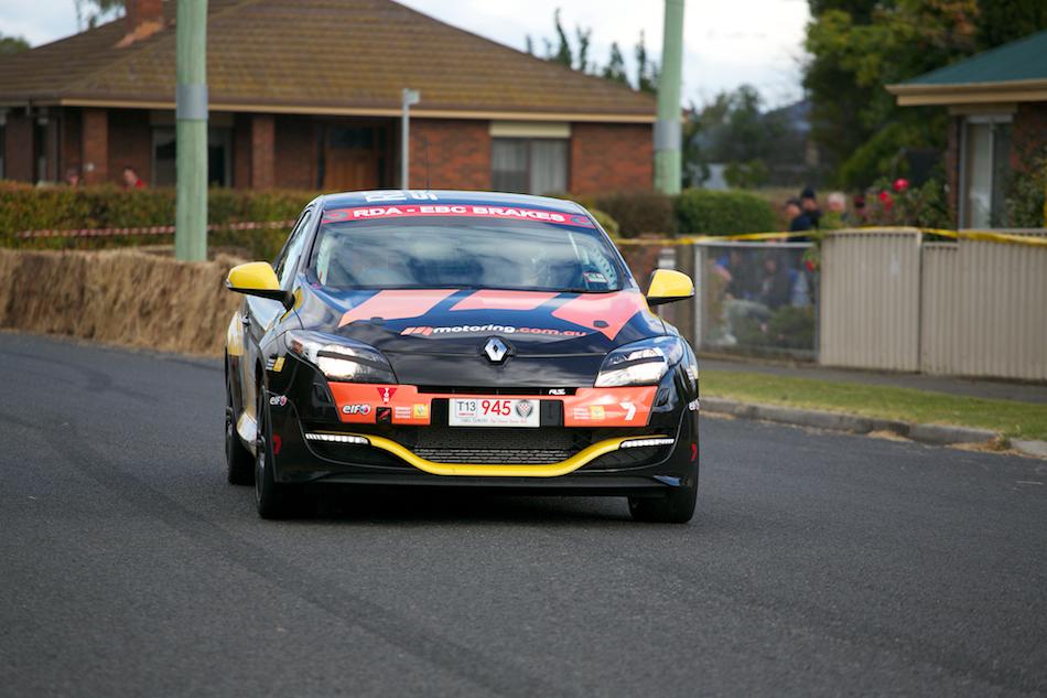 2011 Renault Megane RS 250 [ EF 70-200mm 1:4 L ]
