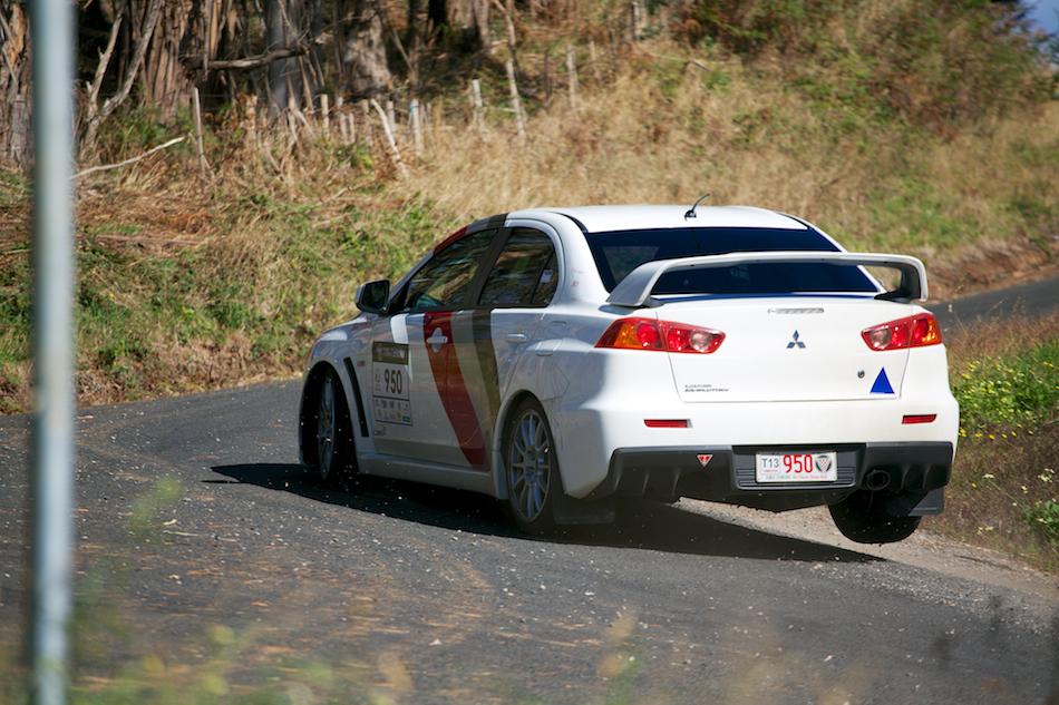 2009 Mitsubishi Lancer Evolution X [ EF 70-200mm 1:4 L ]