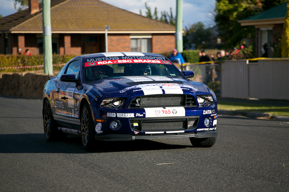 2013 Ford Mustang Shelby GT500 [ EF 70-200mm 1:4 L ]