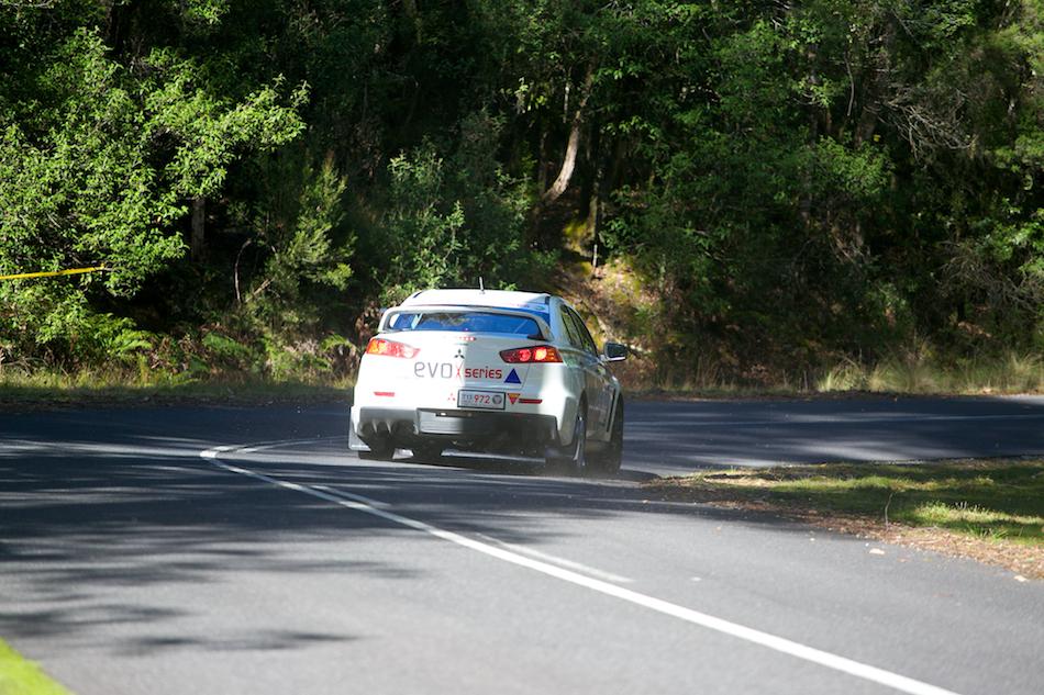 2009 Mitsubishi Lancer Evolution X RS [ EF 70-200mm 1:4 L ]