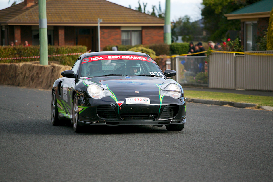 2005 Porsche 911 Turbo [ EF 70-200mm 1:4 L ]