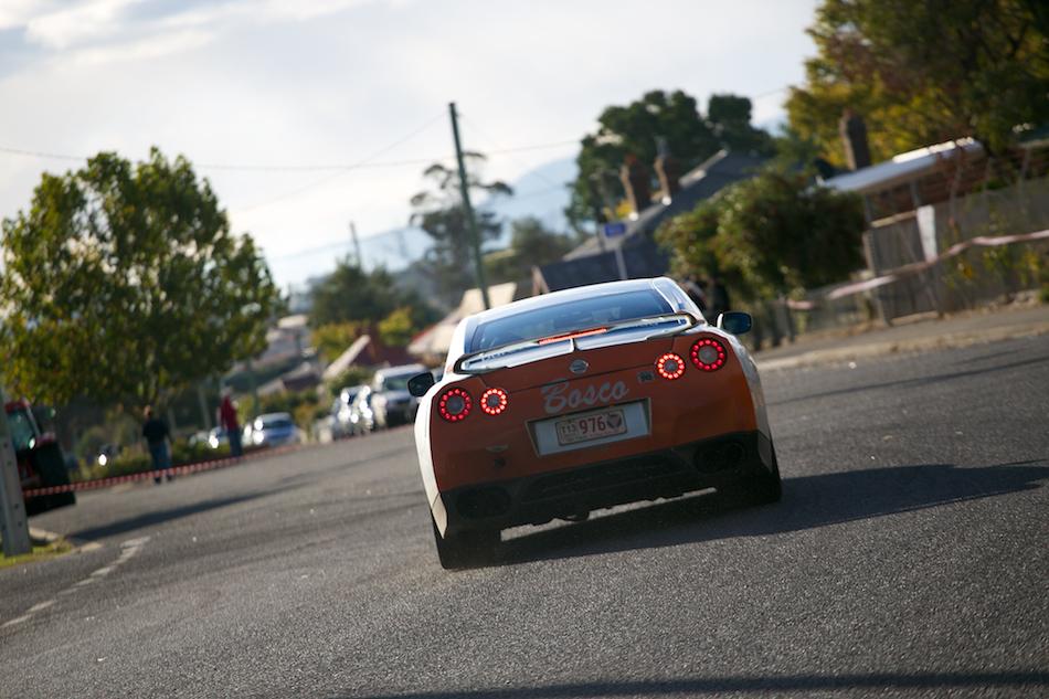 2009 Nissan GT-R [ EF 70-200mm 1:4 L ]