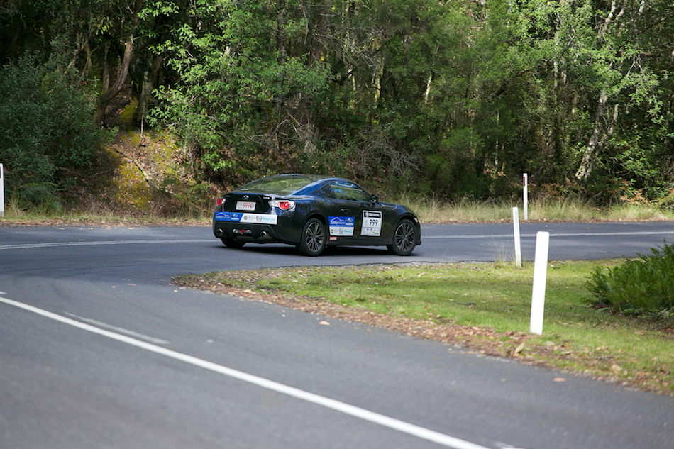 2013 Subaru BRZ [ EF 70-200mm 1:4 L ]