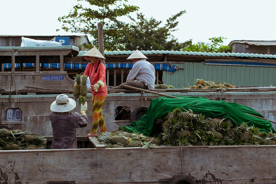 Pineapple Market [ Zeiss Planar T* 50mm 1.4 ZE ]